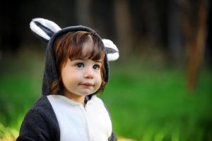 Raccoon costume by ThumbelinaWorkshop on Etsy